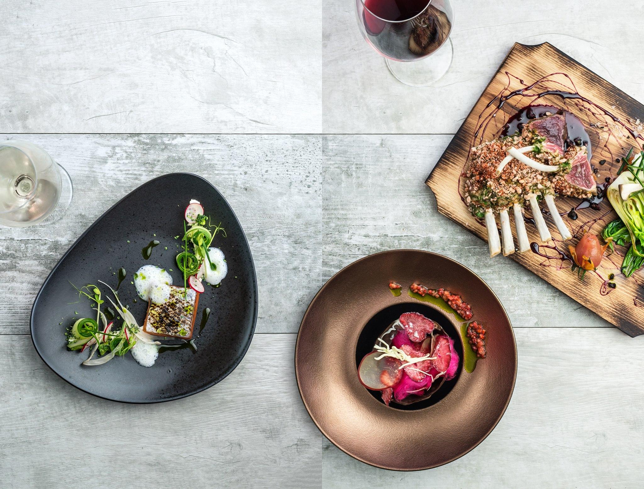 A Mátra csúcsa: Slow Food ételek a Bori Mami étteremben