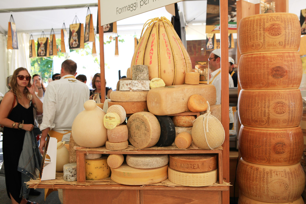 Slow Cheese: amikor a világ sajtjainak sokasága találkozik Itáliában