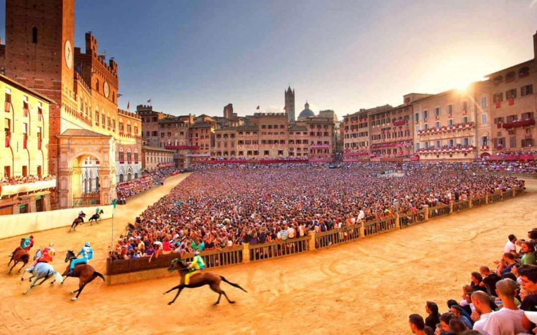 Slow Travel…Siena lélegzetelállító ünnepe: a Palio