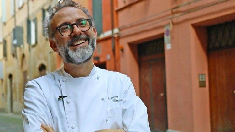 """Massimo Bottura a világ legjobb éttermének chefje: """"Én egy olyan helyre születtem, ahol gyors kocsik vannak de az étel, az étkezés lassú."""""""