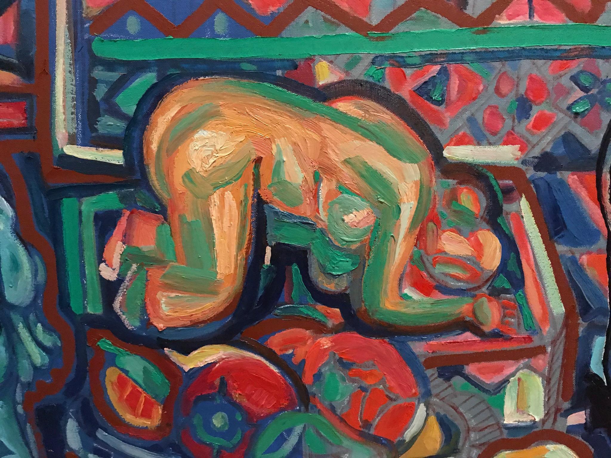 Slow Art: hagyományőrző modernség…interjú Kozma István nagybányai festőművésszel