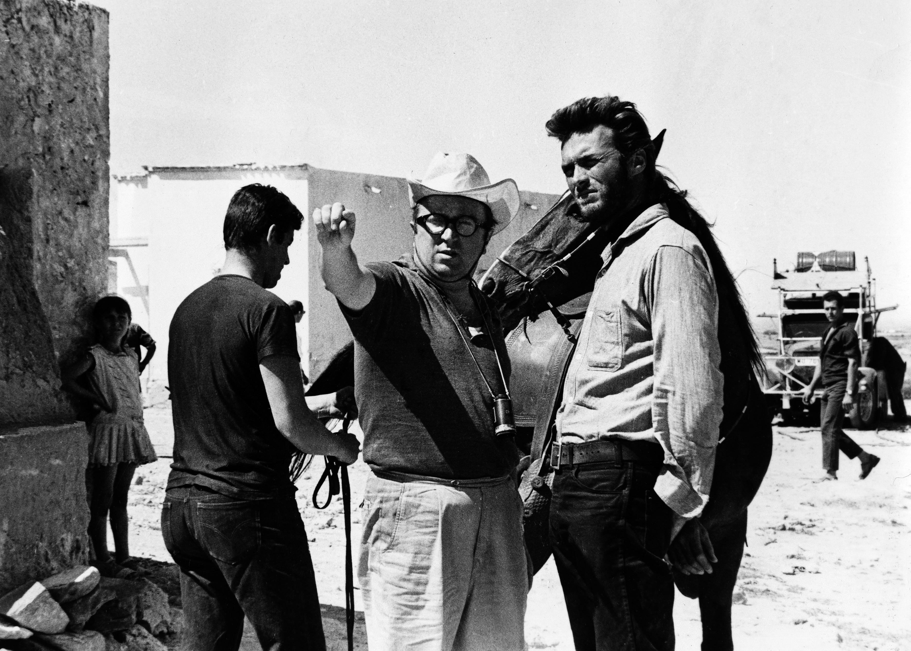 (Magyar) Slow Art, a lassú filmművészet: Clint Eastwood és a sárkány avagy egy veronai freskótól az olasz western remekéig…