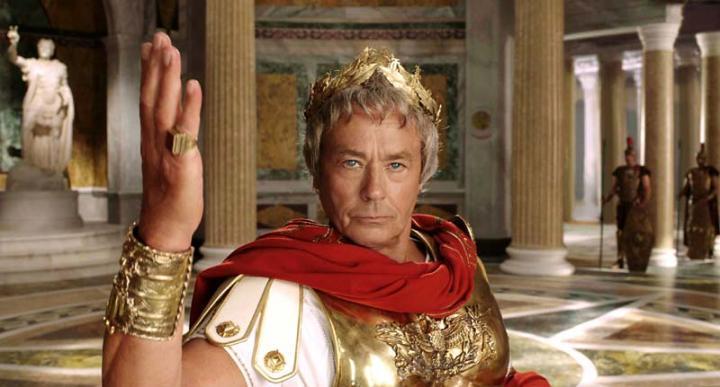 """""""Vadkan – kultúra és a vegán – civilizáció"""" küzdelme: Astérix és Caesar ellentéte…"""